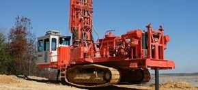D45KS Down the hole drill rig