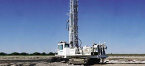 D245S Rotary blasthole drill rig