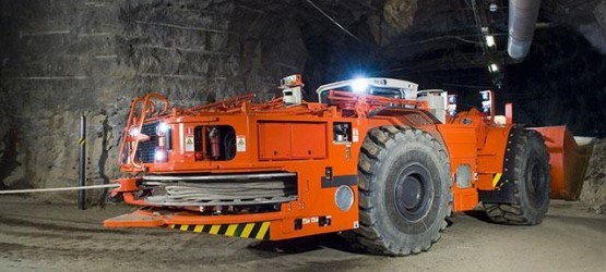Sandvik LH514E Electric LHD