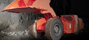 Sandvik LH208L Low Profile LHD