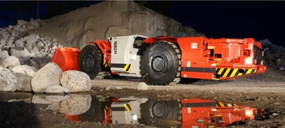 Sandvik LH209L Low Profile LHD