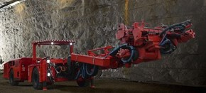 Sandvik DS211-LM Development Drill Rig