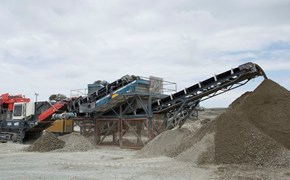 KB Contracting & Quarries New Zealand invest in Sandvik QH441 and QA451 Doublescreen