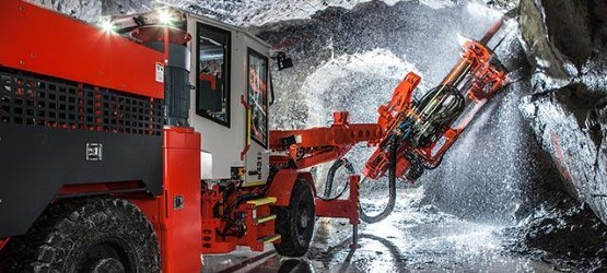 Top Hammer Longhole Drill Rigs For Underground Drilling