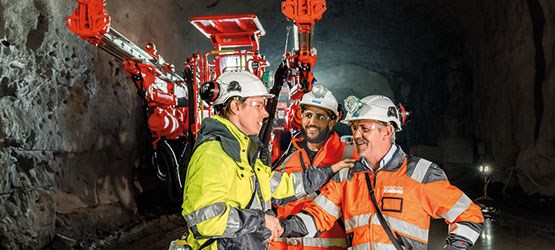 Sandvik productivity premium agreements