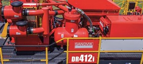 Sandvik compressor management system