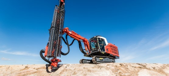 Ranger DX800i Surface drill rig