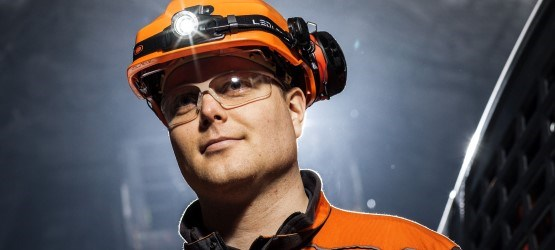 Sandvik expertise on site
