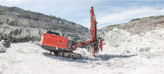 My Sandvik productivity for surface drills
