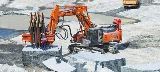 Dimensional Stone Drill Rigs Sandvik Mining And Rock Technology