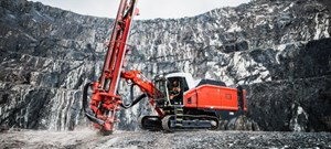 Sandvik DI650 Down the hole drill rig