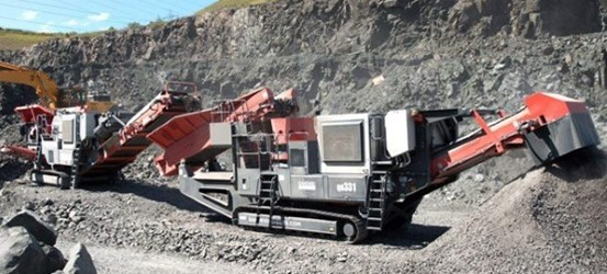 Mobile Crushers, Mobile Jaw Crushers & Mobile Screens