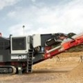 Sandvik Mobile jaw crusher