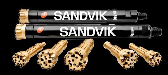 Down The Hole Drilling Tools & Accessories (DTH Drilling) — Sandvik