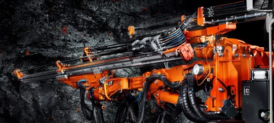 Sandvik rock drills