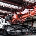 Sandvik Roadheader for mining