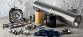 Sandvik genuine consumables and kits
