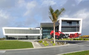 Sandvik distributor Porter Group premises in New Zealand