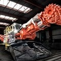 Sandvik Roadheader for tunneling