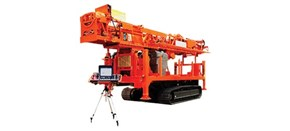 Sandvik DE881i multi-purpose exploration drill rig