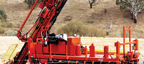 Exploration Drill Rigs & Tools For Underground & Surface