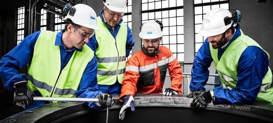 Sandvik crushing and screening training