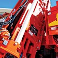 Sandvik rod loaders