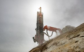 New Ranger DXi surface drill rig