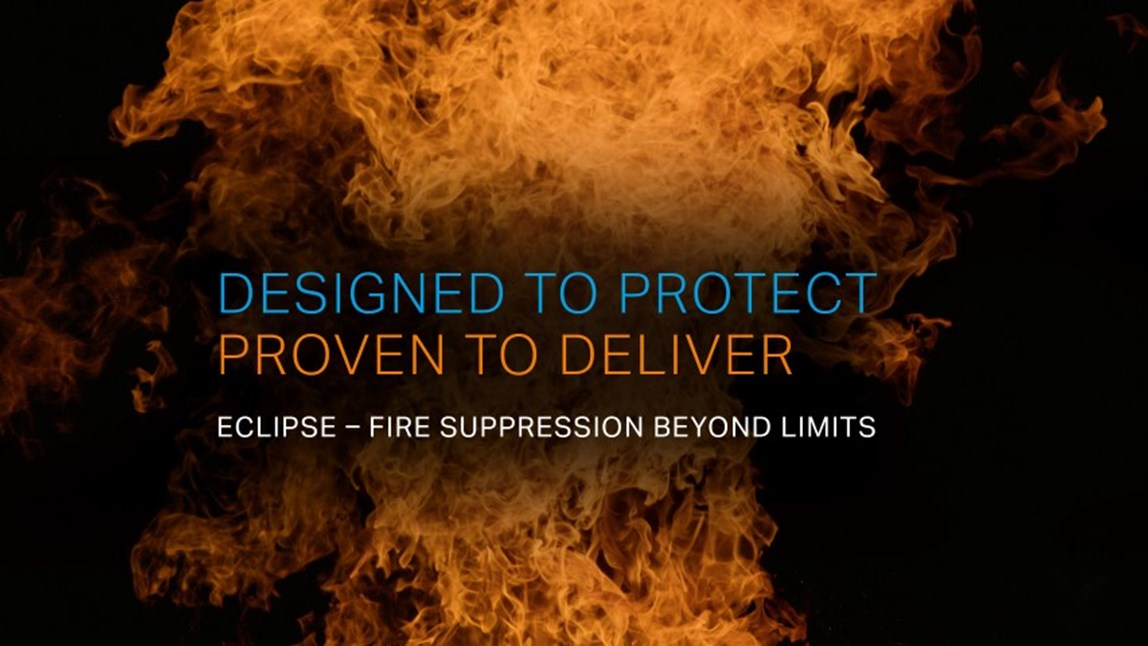Eclipse fire suppression